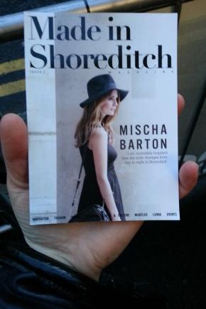 Shoreditch Fashion Show2013