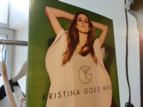Kristina Goes West Pop Up Shop Opening