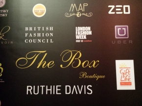 The Box Boutique And Ruthie Davis LFW Event