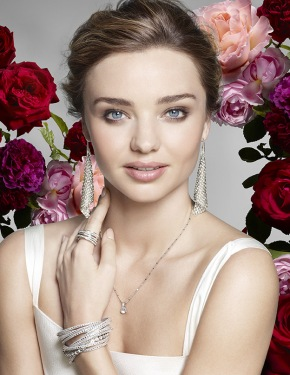 New Campaign Of Swarovski